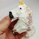 unicorn rice krispie treats
