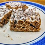 cocoa puff cereal bars