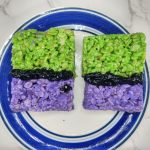 incredible hulk rice krispie treats